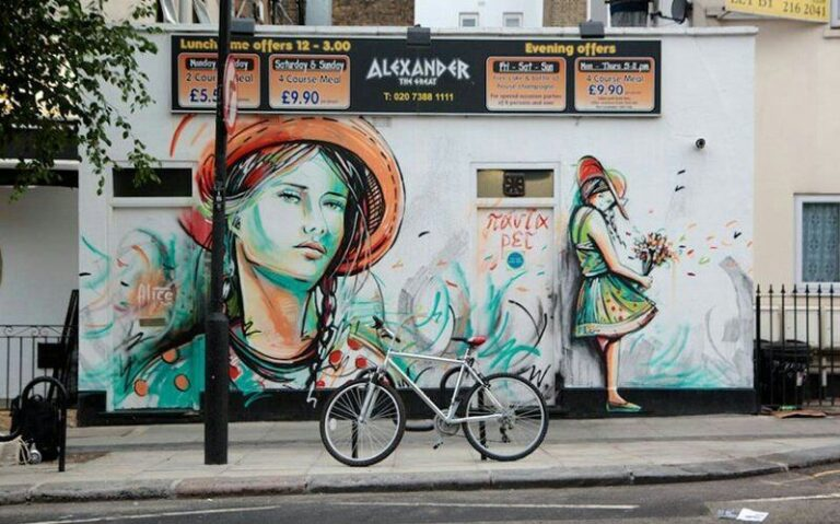 Alice Pasquini-Camden, London-2013